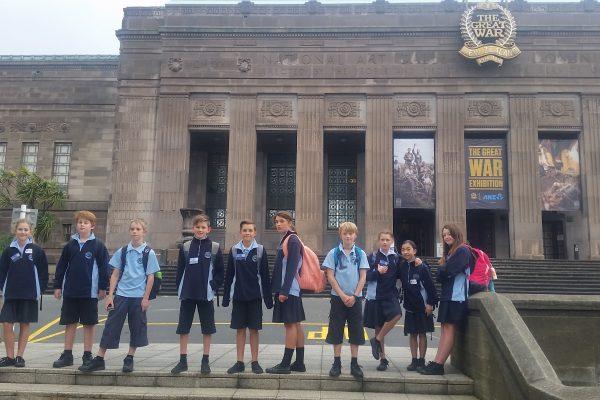 The Great War Exhibition (National War Museum)