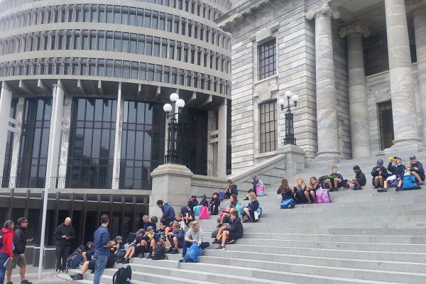 """""""Beehive"""" - Parliament"""