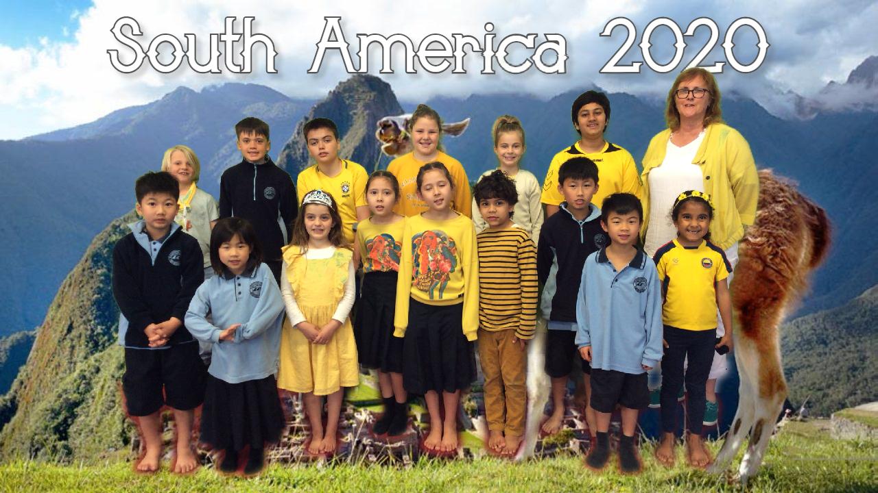 Cultural Fair 2020 – South America